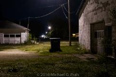 Night Study: Garage and Building 2/8