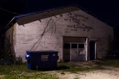 Night Study: Garage and Building 4/8