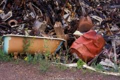 Bathtub and Barrel: Junk Yard