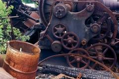 Machine Shop Arson: Gears