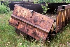 Shuttle Car Gate: Copper Mine