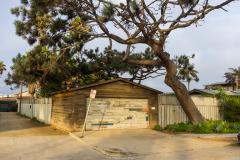 michael_prais_Ocean_Beach_-_Garage_and_Tree_Horizontal