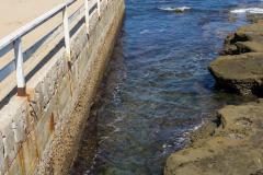 michael_prais_Ocean_Beach_-_Rail_Wall_Water_Rocks