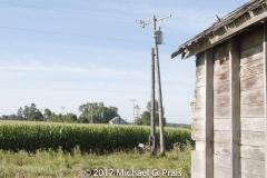 Wall, Poles and Farm