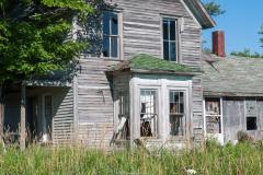 Farmhouse Broken Windows