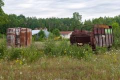Tank and Wagon